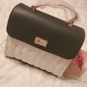 Betsy johnson cross body purse